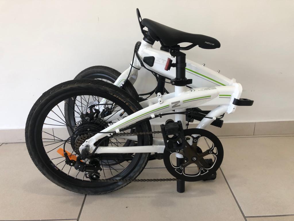 Z tech 250w 36v bici elettrica pieghevole » ClemCar